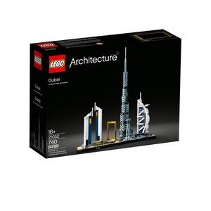 LEGO Architecture Dubai Set